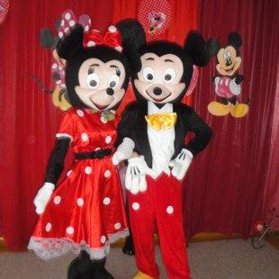 Mikijs un Minnija